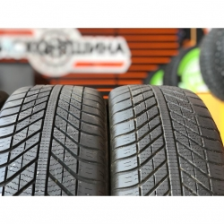 R16 205/55 Goodyear Vector 4Season Б/У износ 35%